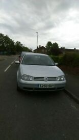 vw golf 1.9 gttdi