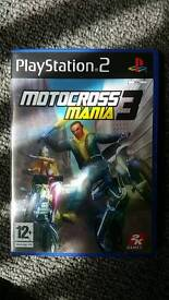 Motor cross mania 3 ps2
