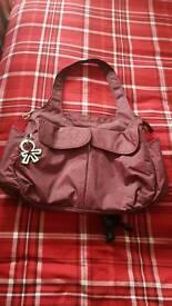 Okiedog changing bag - as new