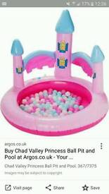 Chad valley ball pool