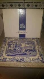 Spode Place mats