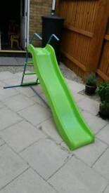 Child's wavy slide