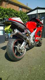 Aprilia RSV low milage, outstanding condition with many extras