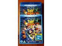 Toy Story 3 - Double Play 2 Disc Blu-Ray including Special Features + DVD