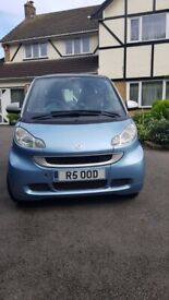 image for Smart, FORTWO PASSION, 2011, Semi-Auto, 799 (cc), Heated Leather Seats, Low Mileage
