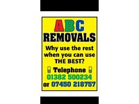 ABC REMOVALS MAN & VAN