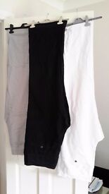 3 pairs of linien maternity trousers