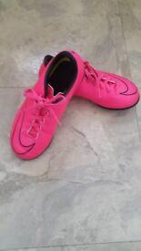 Nike Mercurial Football shoes UK 12.5