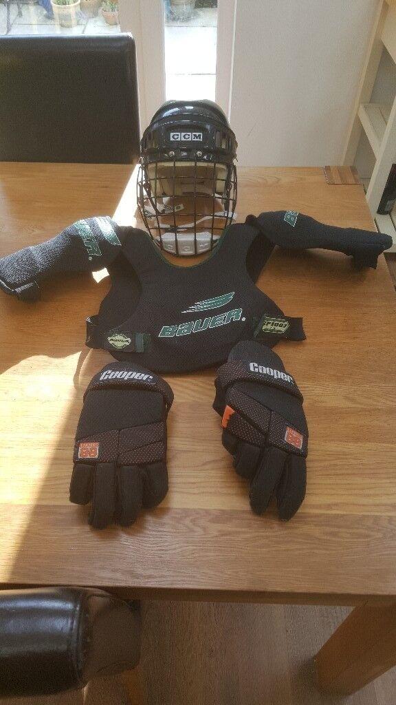 Roller Hockey Gear - Junior Sized