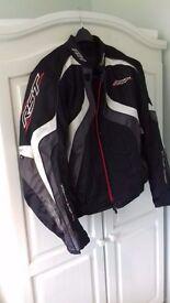 RST Razor Textile Motorcycle Jacket