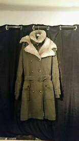 Fire trap jacket coat bran new