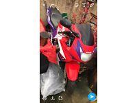 Cbr600 spairs or repair barn find swaps