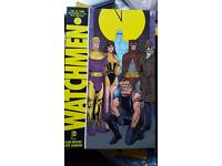 Watchmen graphic novel/comic