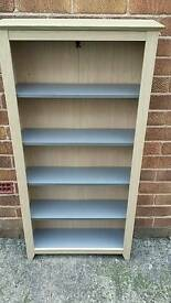 Book dvd wall unit