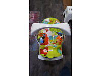 Fisher Price Rainforest swing, excellent condition