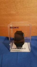 Sony Smartwatch 3 *Like New* Android Watch