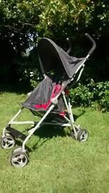 Koochi roadrunner lightweight pushchair