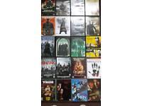 100 original dvd selection mint condition
