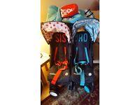 Boy and girl double stroller brandnew bargain