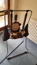Baby indoor outdoor swing