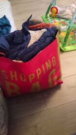 BOYS CLOTHES 1-2 YEARS, GOOD USED CONDITION