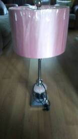 Pink Lamp Mint Condition