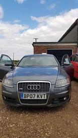Audi a6 tdi sline