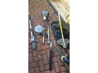 Titan 4 in 1 strimmer/chainsaw/hedge trimmer/brush cutter spares or repair