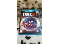 Zombie Wii U *PERFECT CONDITION!*