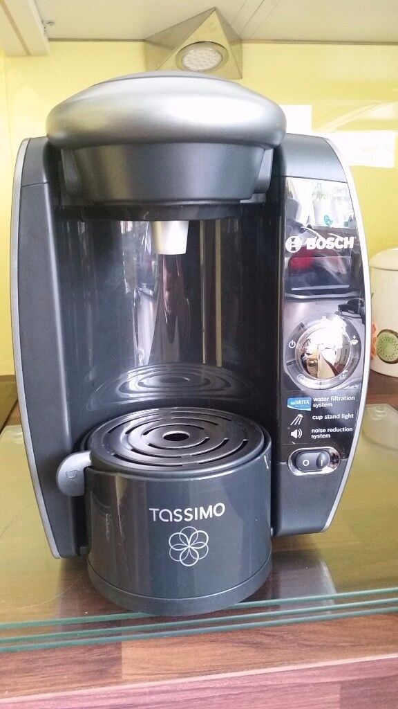 Tassimo T65 Bosch Coffee Machine with Accessories