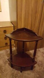 Corner Table - Antique