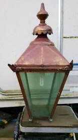 Exterior lamps