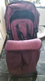 Used Mothercare Roam travel system