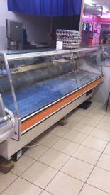 2 Meat display Fridge