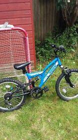 Childs Trax moiuntain bike