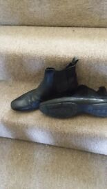 mens chelsea boots size 10 lovely hand made boots