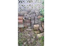 Assorted bricks
