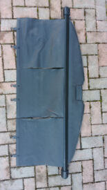 TOYOTA COROLLA VERSO VVTI MODELS 2004 TO 09 PARCEL SHELF LOAD COVER BOOT COVER