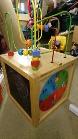 Early Learning Centre multi toy.