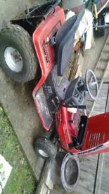 Tractor mower project