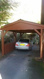 Car port for sale.