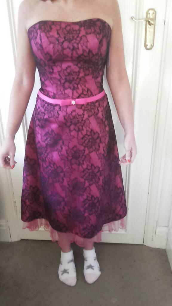 Contemporáneo Bridesmaid Dresses Lancashire Elaboración - Vestido de ...