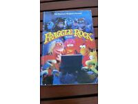 Vintage Fraggle Rock Annual