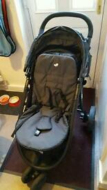Joie pushchair good condition
