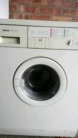 Bosch washing machine really reliable fully working can deliver