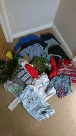 Boys 9-12 month bundle mostly Next-25 items