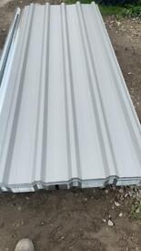 Roof sleets cladding box profile 2.4m x 900mm x 43