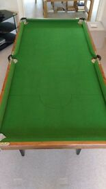 Pool & Snooker Table 5ft