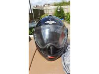 2 x crash helmet xl never been used caberg 25 pound other 10 pound