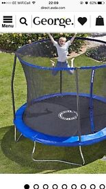 Free 8ft trampoline needs gone asap